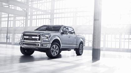 2013 Ford Atlas concept 2