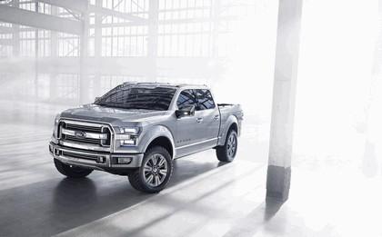 2013 Ford Atlas concept 3