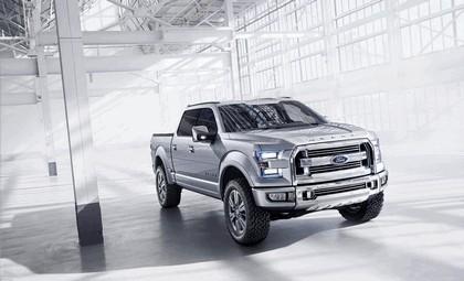 2013 Ford Atlas concept 4
