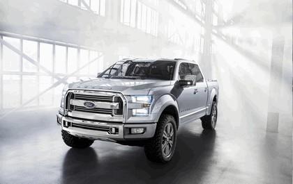 2013 Ford Atlas concept 5