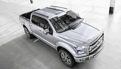 2013 Ford Atlas concept 6