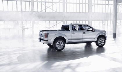 2013 Ford Atlas concept 7