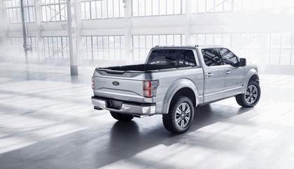2013 Ford Atlas concept 9