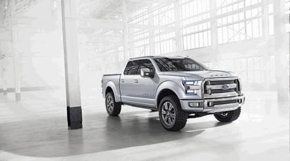 2013 Ford Atlas concept 10