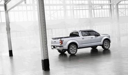 2013 Ford Atlas concept 12