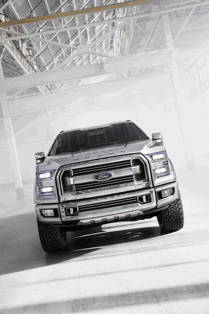 2013 Ford Atlas concept 13