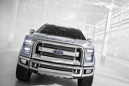 2013 Ford Atlas concept 14