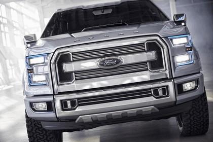 2013 Ford Atlas concept 15