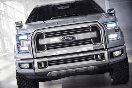 2013 Ford Atlas concept 16