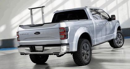 2013 Ford Atlas concept 38