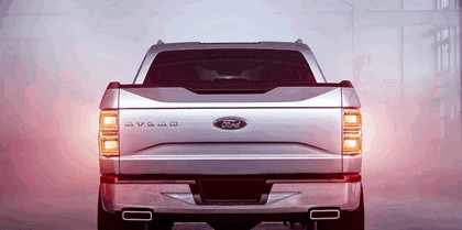 2013 Ford Atlas concept 40
