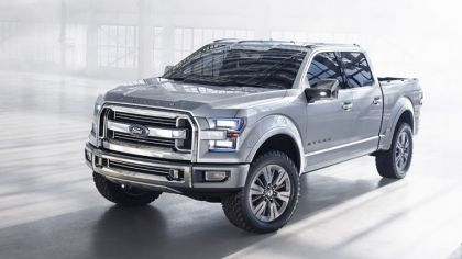 2013 Ford Atlas concept 6