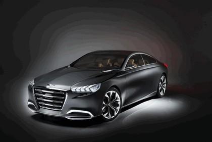2013 Hyundai HCD-14 Genesis concept 1