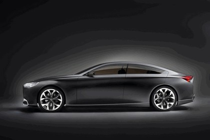 2013 Hyundai HCD-14 Genesis concept 2