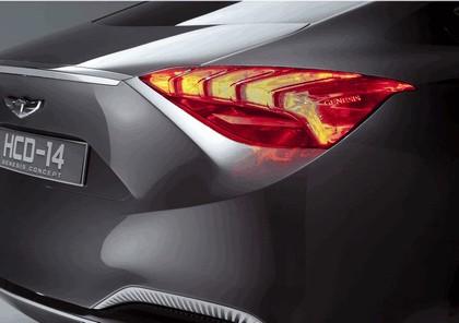 2013 Hyundai HCD-14 Genesis concept 15