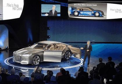 2013 Hyundai HCD-14 Genesis concept 29