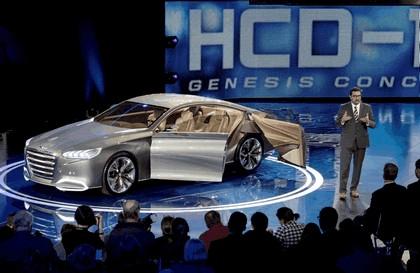 2013 Hyundai HCD-14 Genesis concept 35