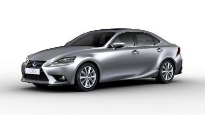 2013 Lexus IS 300h 7