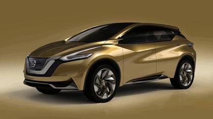 2013 Nissan Resonance concept 1