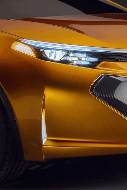 2013 Toyota Corolla Furia concept 11
