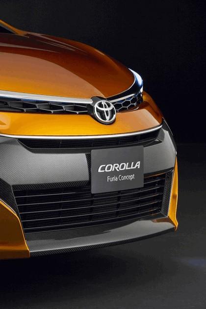 2013 Toyota Corolla Furia concept 13