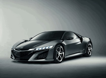 2013 Acura NSX concept 1