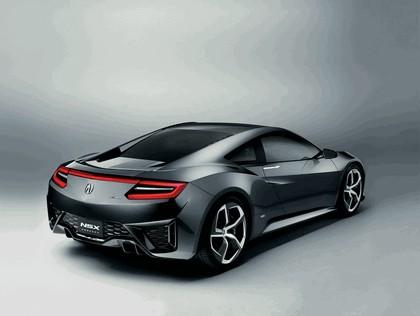 2013 Acura NSX concept 3
