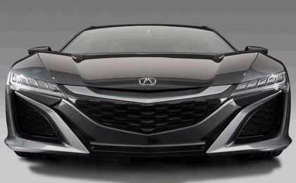 2013 Acura NSX concept 4