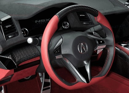 2013 Acura NSX concept 14