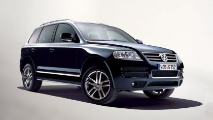 2006 Volkswagen Touareg V6 TDI Exclusive Edition 7