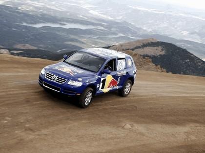 2006 Volkswagen Touareg V10 TDI 2006 Pikes Peak international hill climb 1