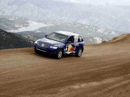 2006 Volkswagen Touareg V10 TDI 2006 Pikes Peak international hill climb 2