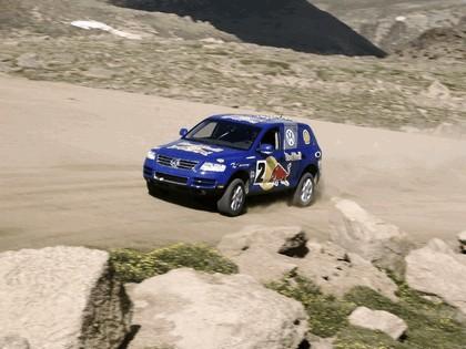 2006 Volkswagen Touareg V10 TDI 2006 Pikes Peak international hill climb 4