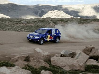2006 Volkswagen Touareg V10 TDI 2006 Pikes Peak international hill climb 5