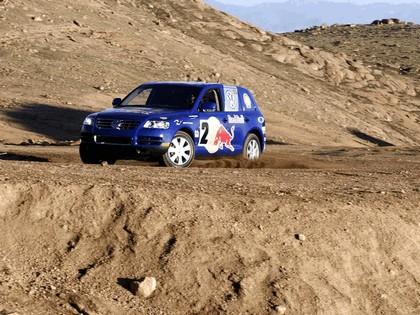 2006 Volkswagen Touareg V10 TDI 2006 Pikes Peak international hill climb 6