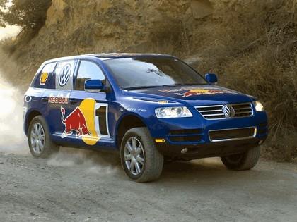 2006 Volkswagen Touareg V10 TDI 2006 Pikes Peak international hill climb 8