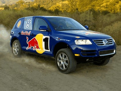 2006 Volkswagen Touareg V10 TDI 2006 Pikes Peak international hill climb 9