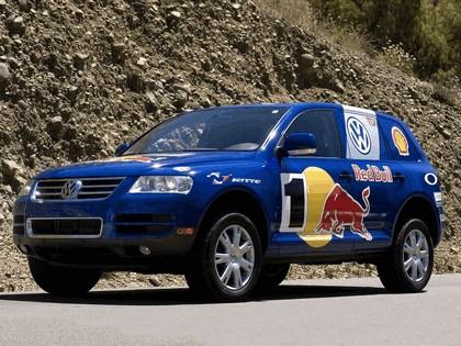 2006 Volkswagen Touareg V10 TDI 2006 Pikes Peak international hill climb 11