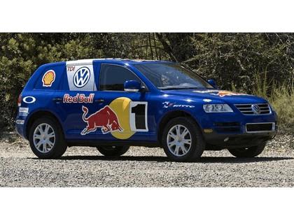 2006 Volkswagen Touareg V10 TDI 2006 Pikes Peak international hill climb 14