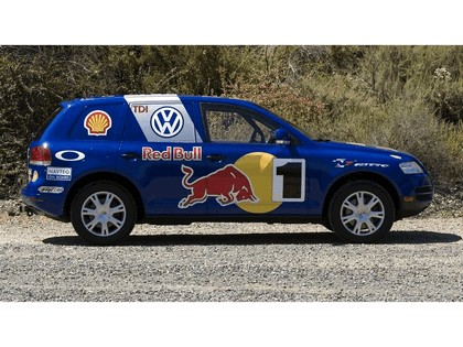 2006 Volkswagen Touareg V10 TDI 2006 Pikes Peak international hill climb 16