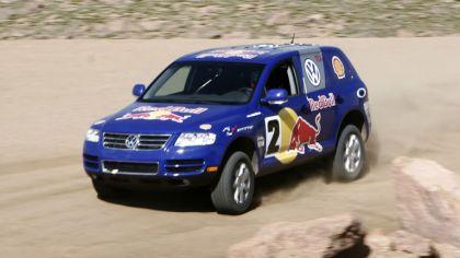 2006 Volkswagen Touareg V10 TDI 2006 Pikes Peak international hill climb 3