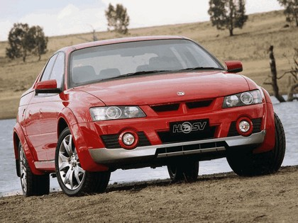2003 HSV Avalanche XUV 3