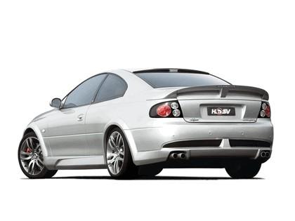 2004 HSV Coupé 4 3