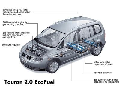 2006 Volkswagen Touran 2.0 EcoFuel 21