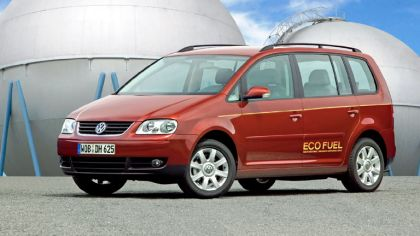 2006 Volkswagen Touran 2.0 EcoFuel 4