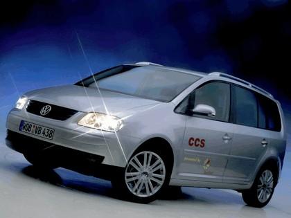 2006 Volkswagen Touran CCS Sunfuel prototype 1