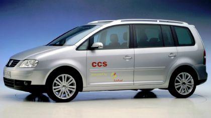 2006 Volkswagen Touran CCS Sunfuel prototype 4