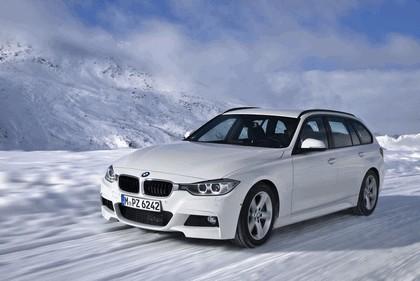 2013 BMW 320d ( F31 ) xDrive 4