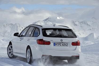 2013 BMW 320d ( F31 ) xDrive 8