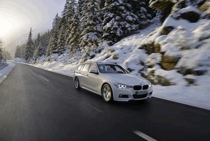 2013 BMW 320d ( F31 ) xDrive 13